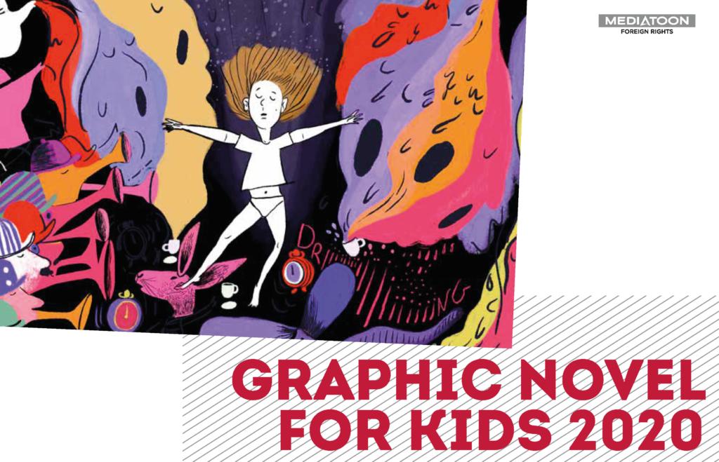 Graphic Novel for Kids 2020